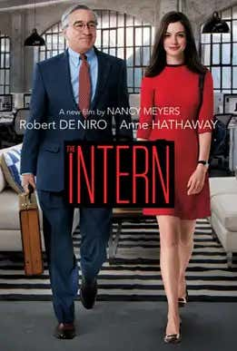 The Intern - Movie Poster