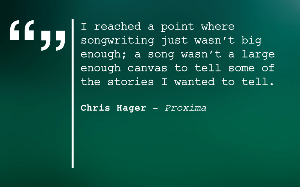 Chris Hager Quote