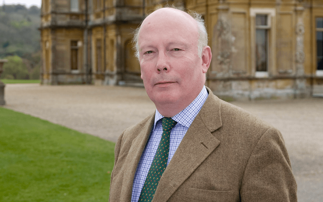"""Downton Abbey""'s Julian Fellowes On Why He Writes Alone"