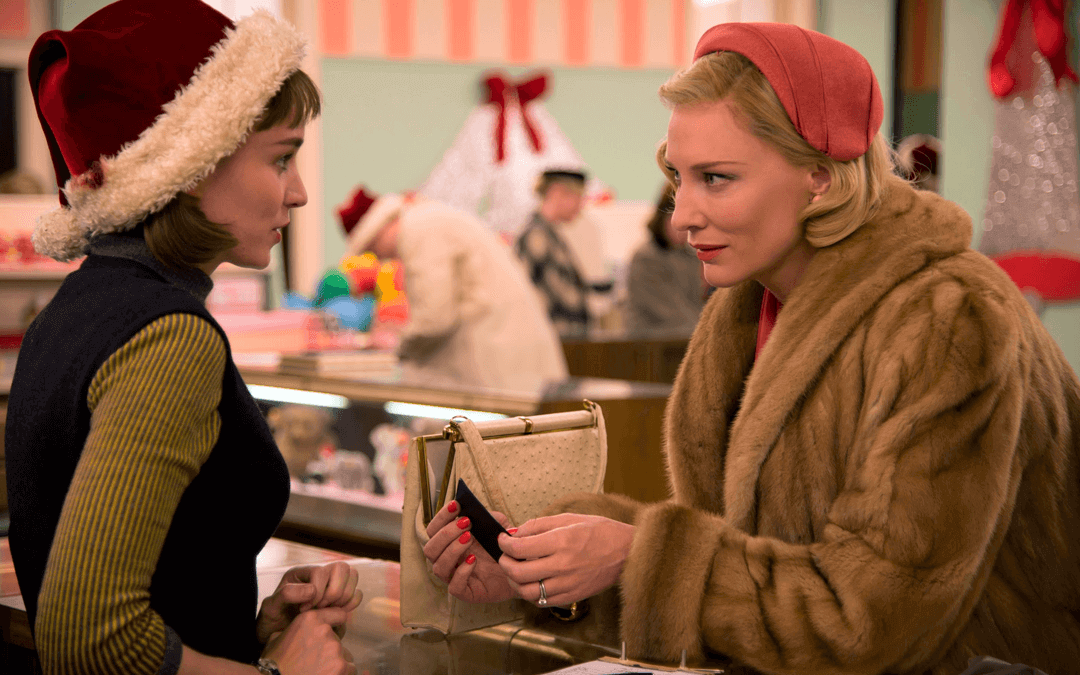 "Phyllis Nagy's 18-Year Journey to Making Her New Film ""Carol"""