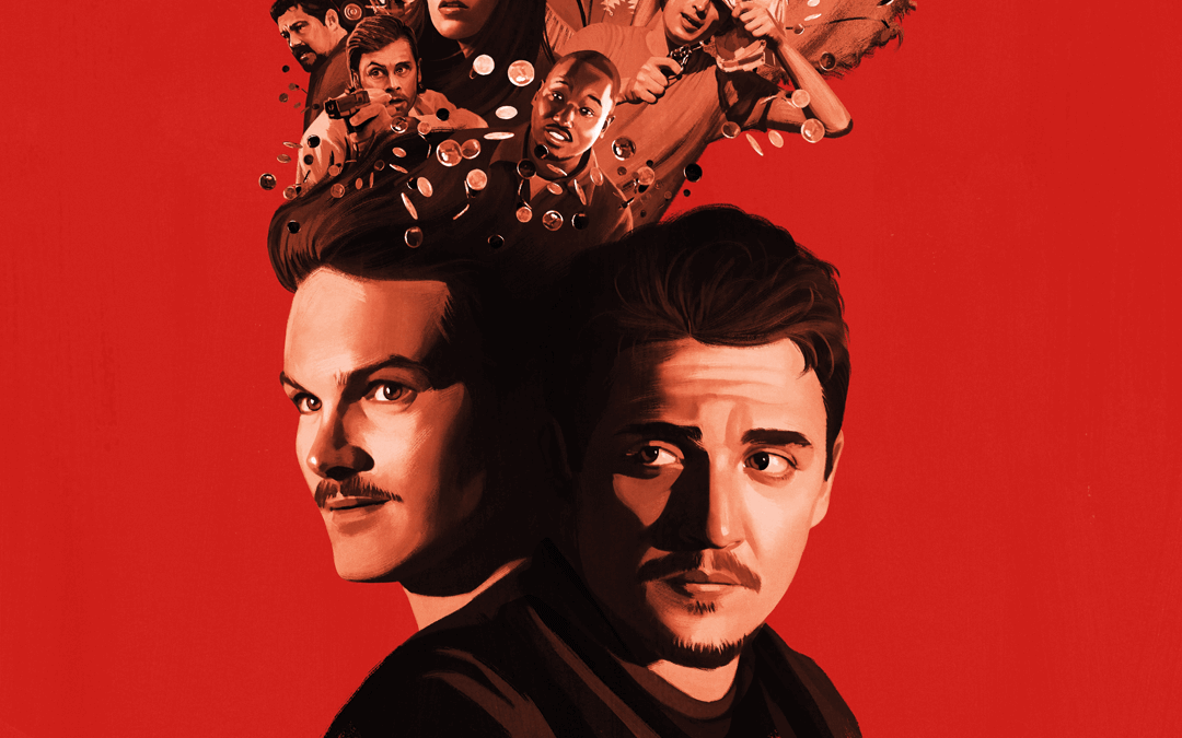 "Brothers Adam and Aaron Nee on adapting Mark Twain for their comedy ""Band of Robbers"""