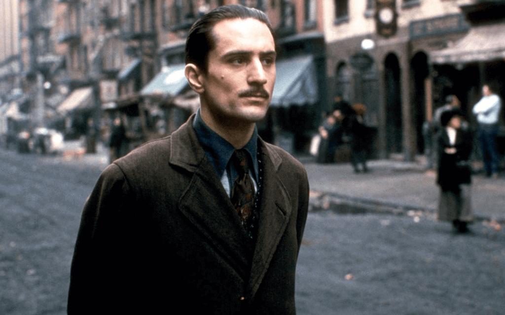 The Grandfather Part 2 Robert De Niro