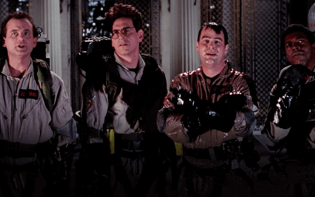 Ghostbusters 2 Movie Cast