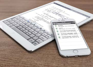 Write or Edit Your Script On-The-Go