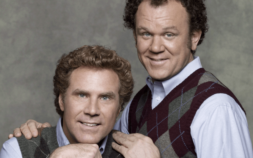 Will Ferrell and John C. Reilly in Stepbrothers Movie