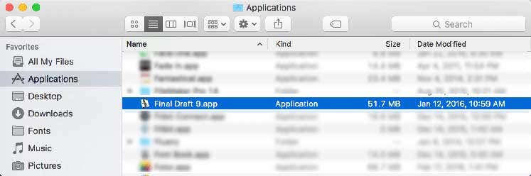 final draft mac torrent