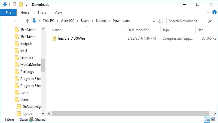 final draft 8 free download mac