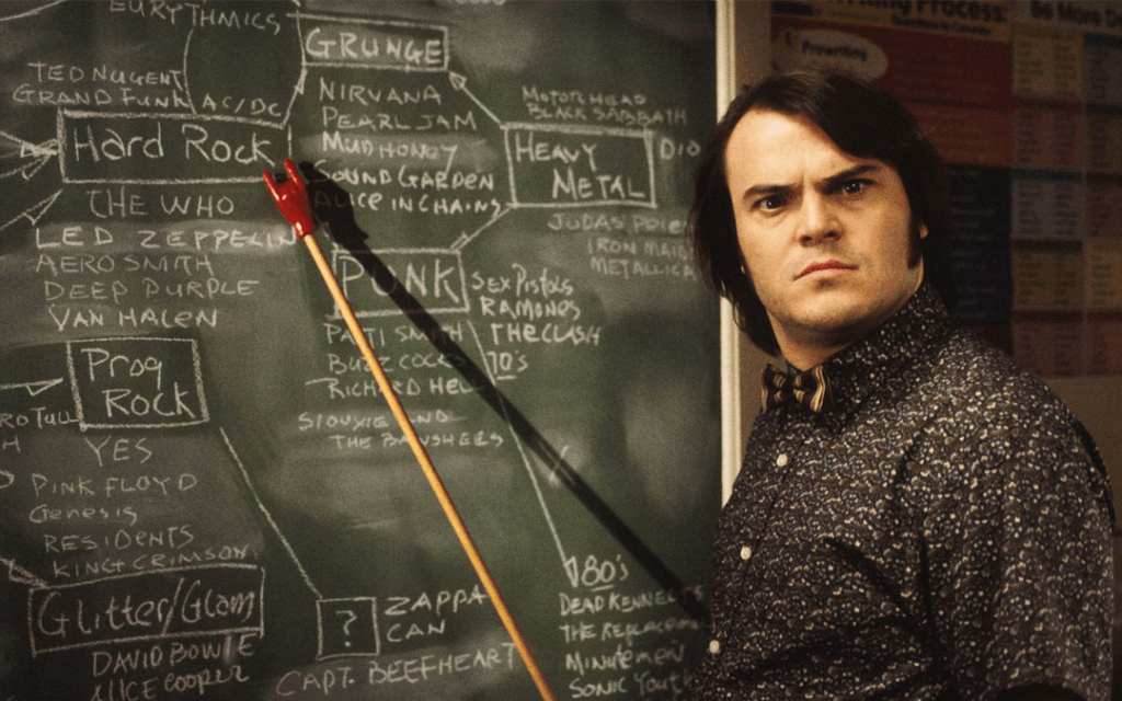 Dewey Finn School of Rock