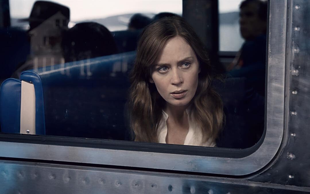 """The Girl On The Train"" Screenwriter, Erin Cressida Wilson Talks Inherent Storytelling"