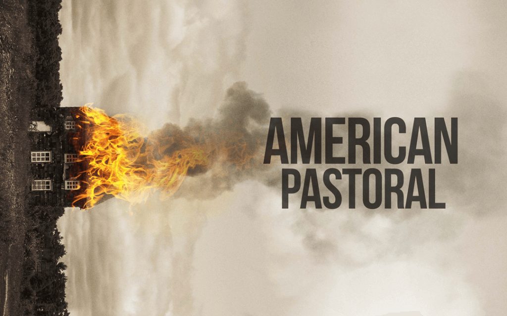 American Pastoral Movie Promotional Poster