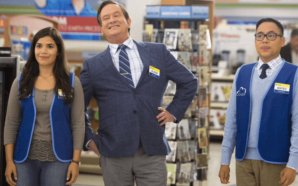 Superstore TV Series Characters