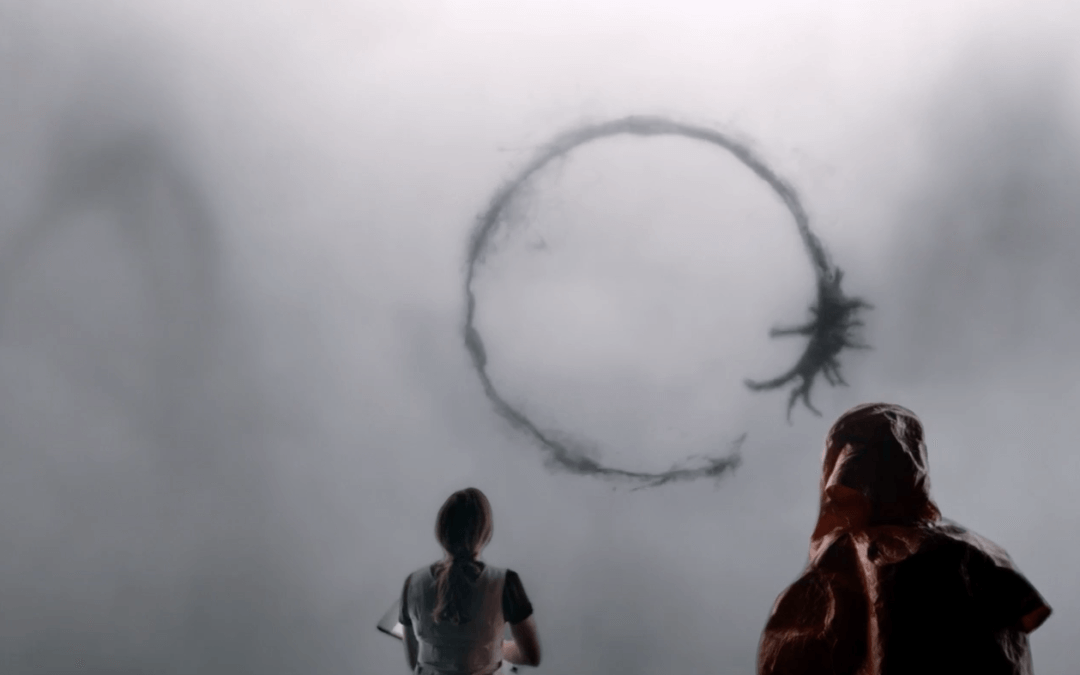 """""""Arrival"""" Screenwriter Eric Heisserer on NASA, Palindromes and Breaking the Rules of Writing"""