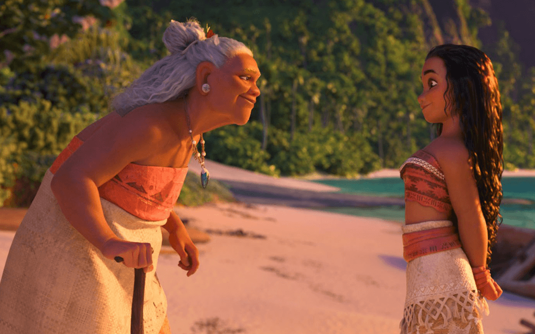 """Moana"" and Writing Realistic Female Adventurers"