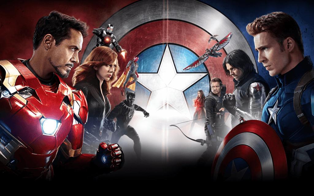 Avengers Civil War Movie