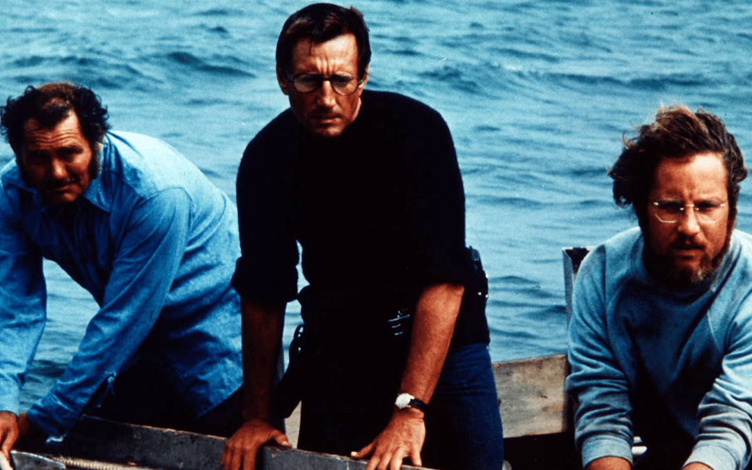 Jaws: A Masterpiece Created by Collaboration and a Deadline