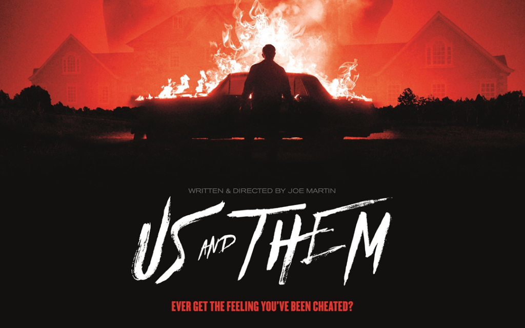 Us and Them Promotional Poster