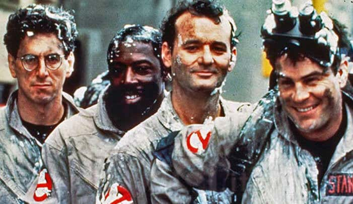 Five Things Writers Can Learn From Ghostbusters