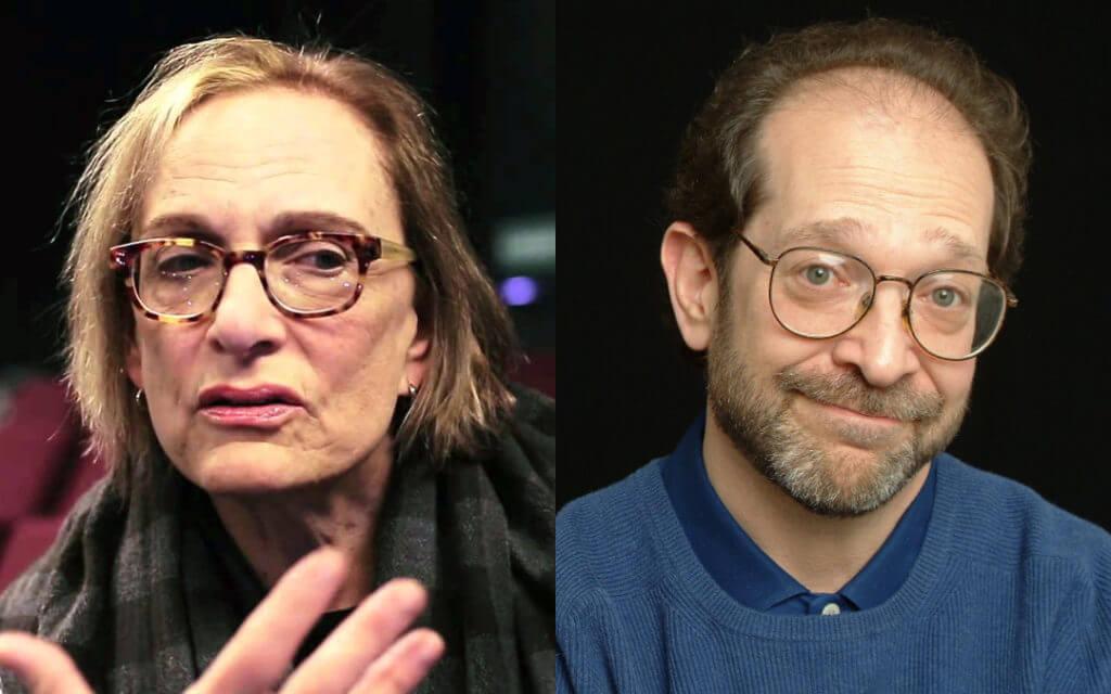 Steve Kaplan and Ellen Sandler