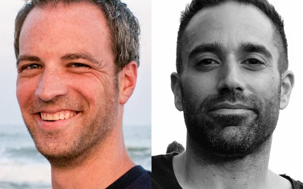 Screenwriting Duo Jason Markarian and John Mirabella