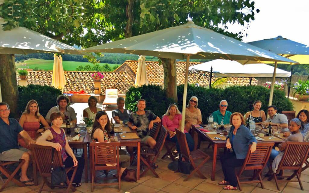 Final Draft Rocaberti Writers Retreat