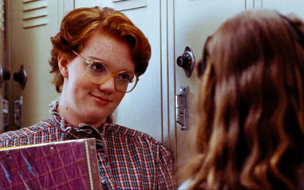 Still of Stranger Things Supporting Character Barb