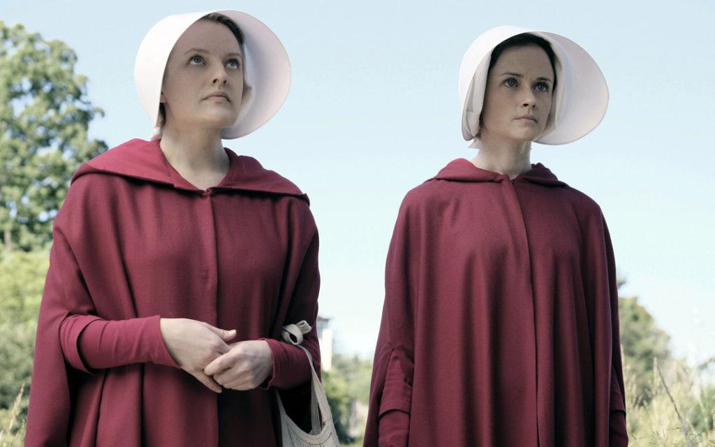 The Handmaids Tale TV Series Still Final Draft