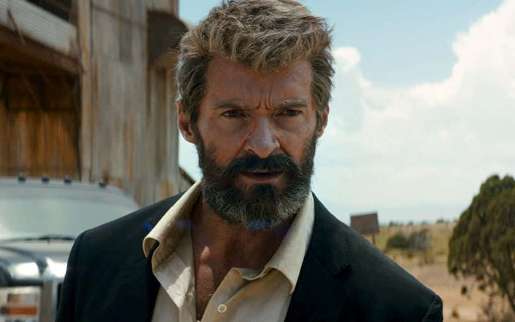 Hugh Jackman Depicted as Logan in Self Titled Movie Still