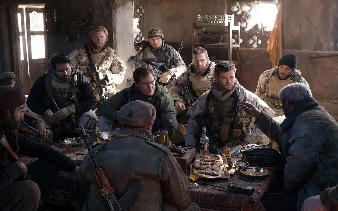 Jerry Bruckheimer Talks 12 Strong and Offers Advice for Up-and-Coming Screenwriters