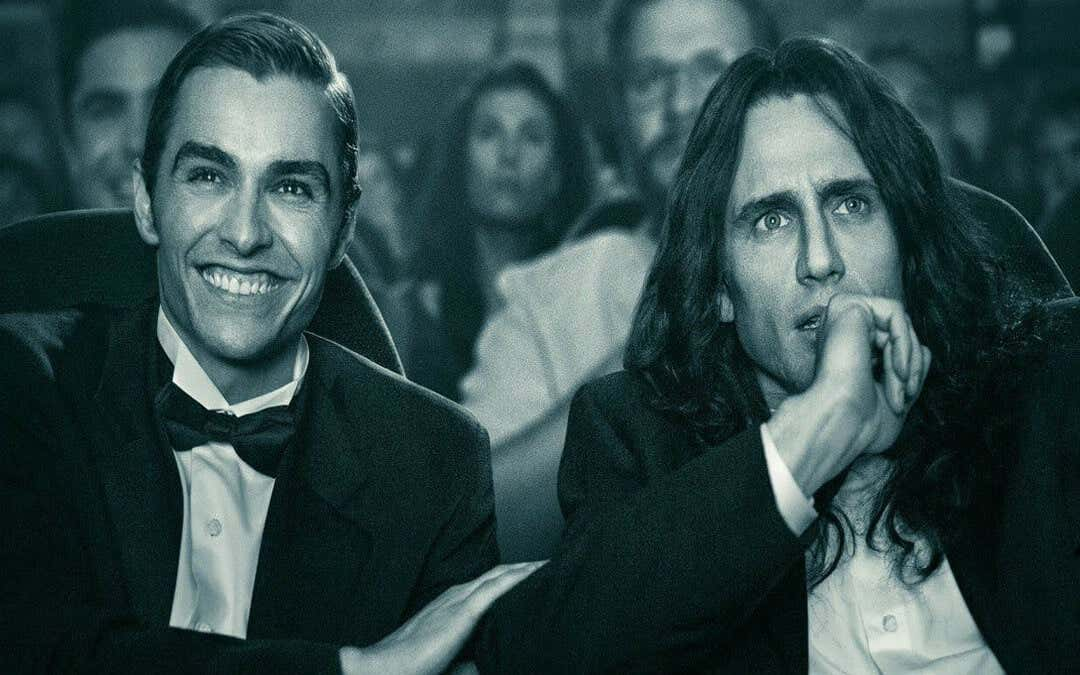 The Disaster Artist and The Anti-Biopic