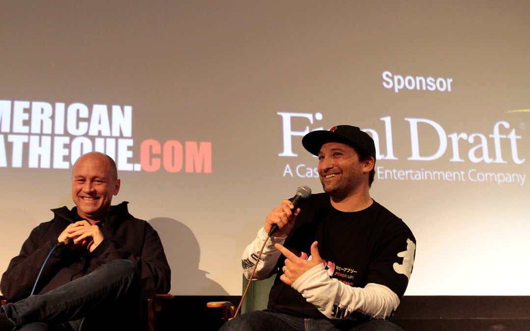 Three Screenwriting Lessons from Mike Judge and Etan Cohen