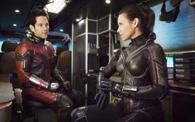 All the Write Moves: Ant-Man and the Wasp
